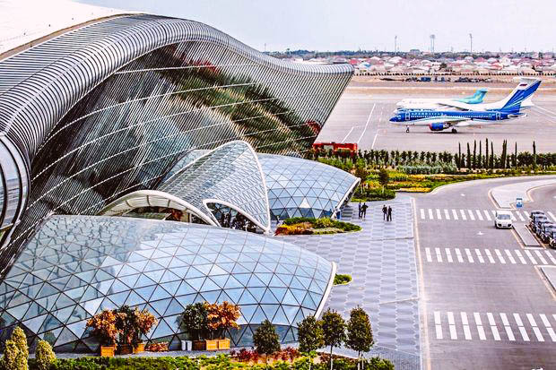 Аэропорт Баку Хейдар Алиев