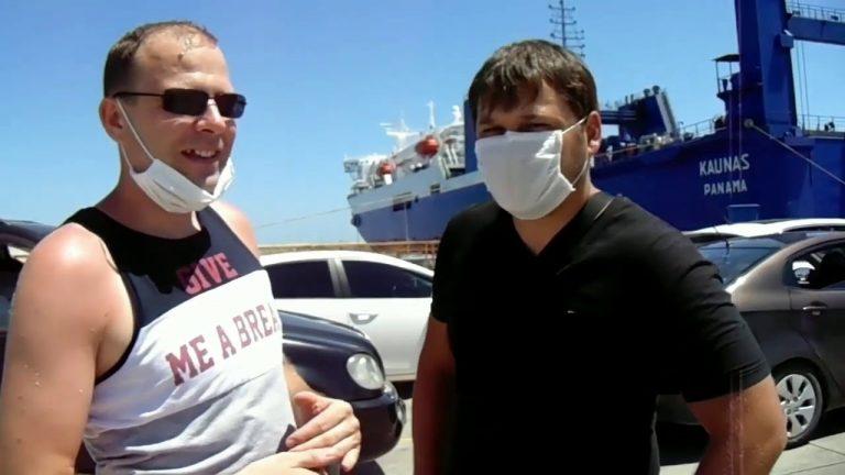 Как вернуться в Россию из Турции на машине в карантин