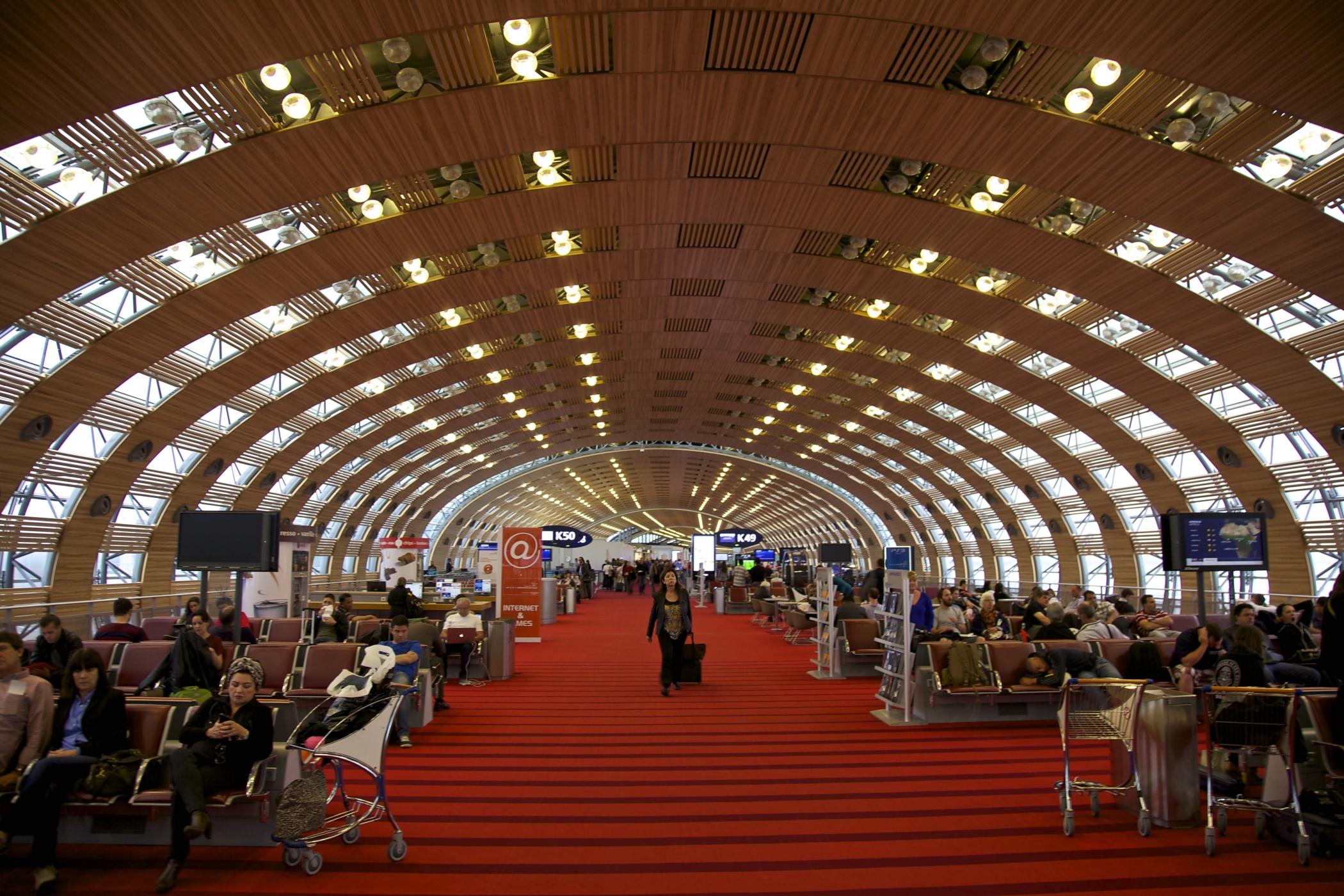 Аэропорт Нидерланды