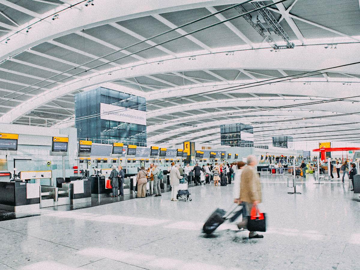 Аэропорт Британии