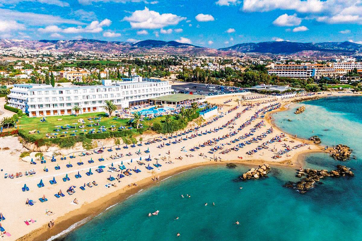 отель пафос кипр