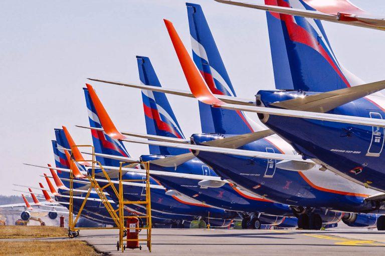 В России запрет на международные полёты сняли ещё с 13 городов