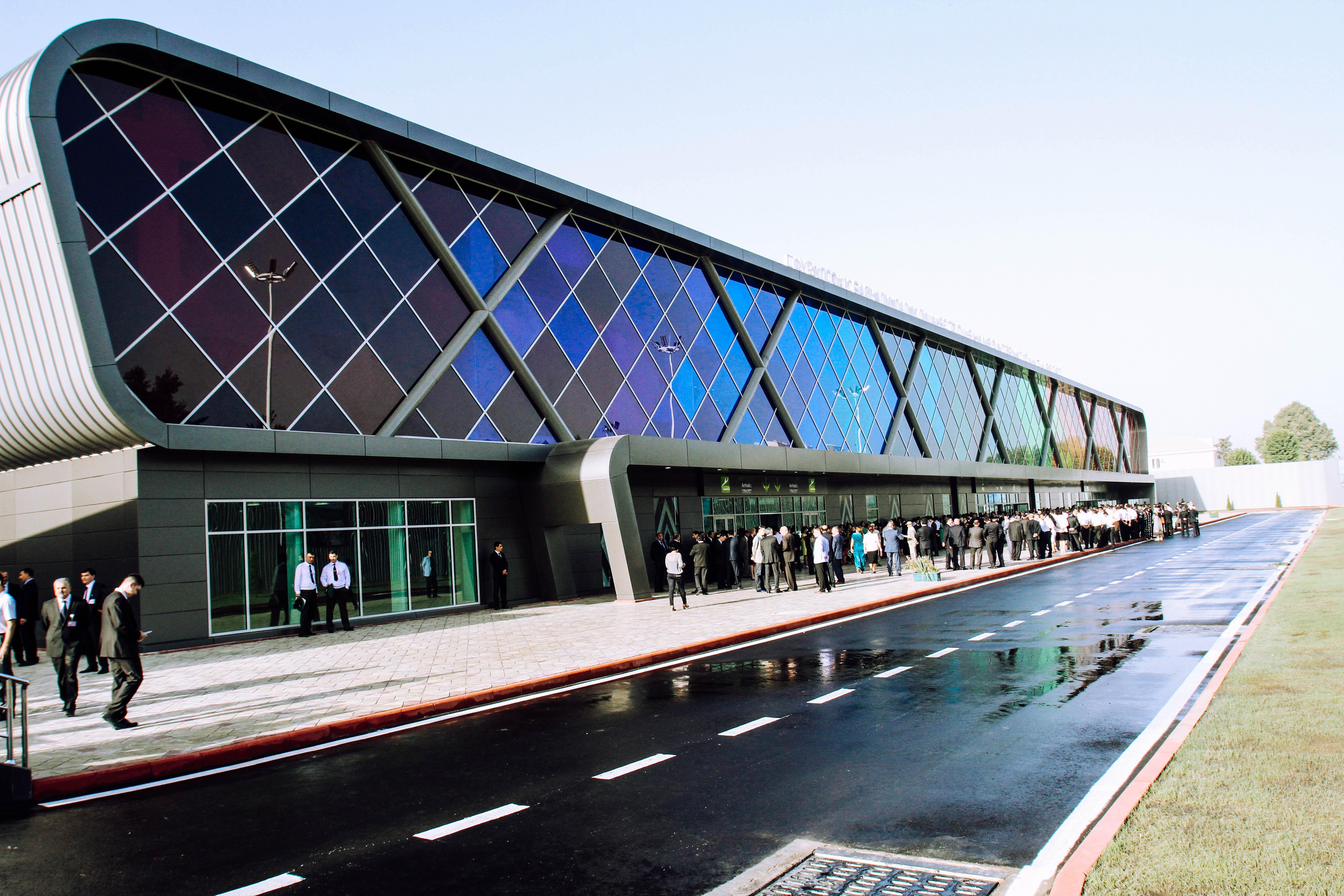 Аэропорт Душамбе Таджикистан